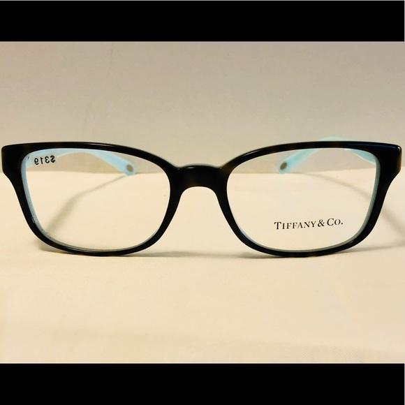 Tiffany & Co. Accessories | Havana Tiffany Co Tf 2122 Rx Optical ...